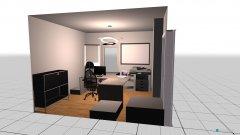 Raumgestaltung im Raum in der Kategorie Büro