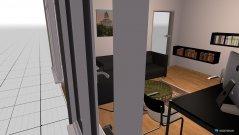 Raumgestaltung Inaia Büro 3 in der Kategorie Büro