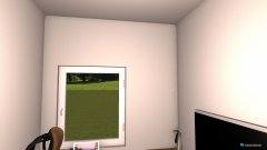Raumgestaltung Informatiker Büro (klein) in der Kategorie Büro