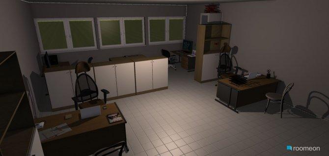 Raumgestaltung ISLUCNET in der Kategorie Büro