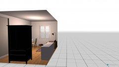 Raumgestaltung Judiths Arbeitszimmer in der Kategorie Büro