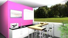 Raumgestaltung Kaffeeküche DAS 02 in der Kategorie Büro