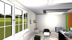 Raumgestaltung Kalldera in der Kategorie Büro