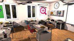 Raumgestaltung Kancelarija in der Kategorie Büro