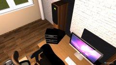 Raumgestaltung karol pokój  in der Kategorie Büro