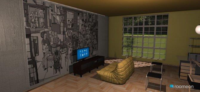 Raumgestaltung kasa-1 in der Kategorie Büro