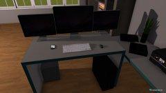 Raumgestaltung Keller in der Kategorie Büro