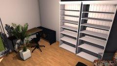 Raumgestaltung Kerstin´s Büro in der Kategorie Büro