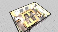 Raumgestaltung Klassenraum in der Kategorie Büro