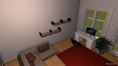 Raumgestaltung kleiner raum in der Kategorie Büro