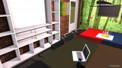 Raumgestaltung klever Bescprechungraum in der Kategorie Büro