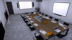 Raumgestaltung Konferenz Raum Lady Gaga in der Kategorie Büro