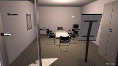 Raumgestaltung Konferenzraum klein, techn. EG in der Kategorie Büro
