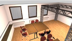 Raumgestaltung Kreativlabor 2.0 in der Kategorie Büro