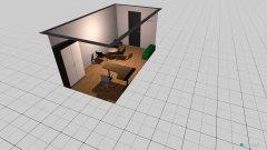Raumgestaltung Kube in der Kategorie Büro