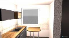 Raumgestaltung Küche in der Kategorie Büro