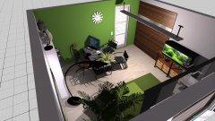 Raumgestaltung Kundenauftrag: Herr Müllers Büro in der Kategorie Büro