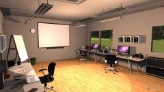 Raumgestaltung Labor in der Kategorie Büro