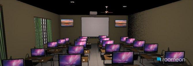 Raumgestaltung Laboratorio virtual 3D in der Kategorie Büro
