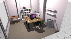 Raumgestaltung Laden_04 in der Kategorie Büro