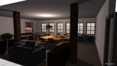 Raumgestaltung Louge TD in der Kategorie Büro