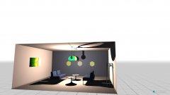 Raumgestaltung lounge 2 in der Kategorie Büro