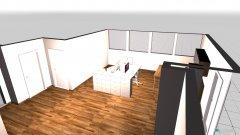 Raumgestaltung magiceye bigroom grundriss plus entwurf 2 in der Kategorie Büro