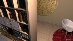 Raumgestaltung Mamas Büro 1 in der Kategorie Büro
