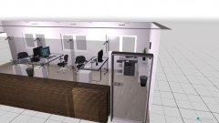 Raumgestaltung Marketing & Design Office in der Kategorie Büro