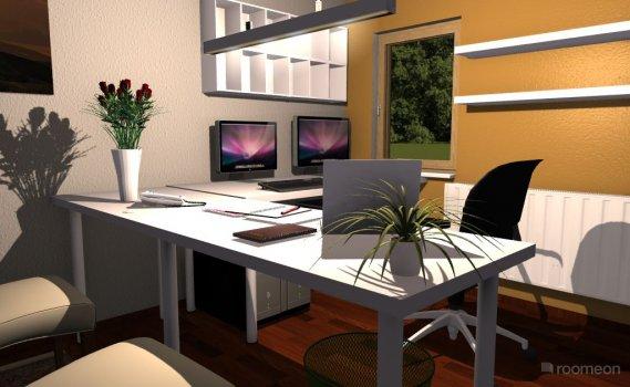 Raumgestaltung Mein Büro in der Kategorie Büro
