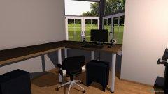 Raumgestaltung Mein Zimmer  Büro in der Kategorie Büro