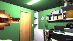 Raumgestaltung Mein Zimmer2 in der Kategorie Büro