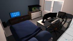 Raumgestaltung Mein Zimmer in der Kategorie Büro