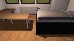 Raumgestaltung MeinZimmer in der Kategorie Büro