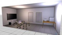 Raumgestaltung Mensa in der Kategorie Büro
