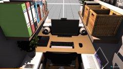 Raumgestaltung Mini Room in der Kategorie Büro