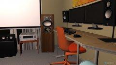 Raumgestaltung My Home Office Room in der Kategorie Büro