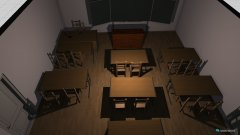 Raumgestaltung N2 სჯ. სკოლის ფიზიკის კაბინეტი in der Kategorie Büro