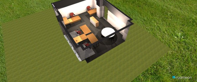 Raumgestaltung Neues Büro in der Kategorie Büro