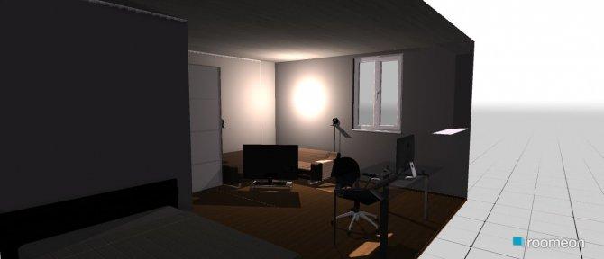 Raumgestaltung neues zimmer in der Kategorie Büro