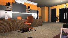 Raumgestaltung New Lobby in der Kategorie Büro