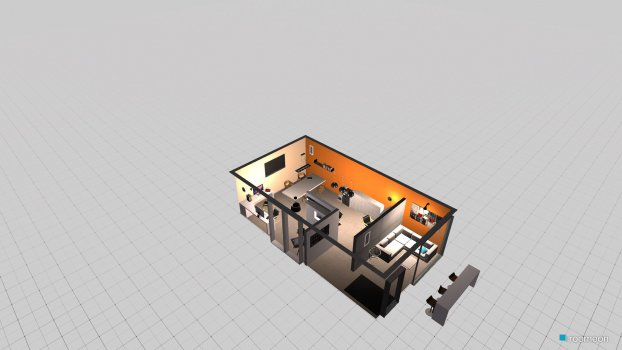 Raumgestaltung of in der Kategorie Büro