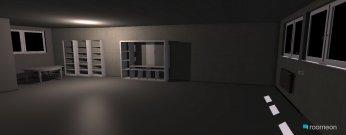 Raumgestaltung Office redesigning (TST) in der Kategorie Büro