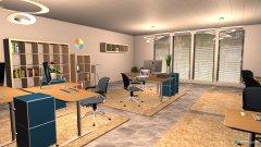 Raumgestaltung Office1 in der Kategorie Büro