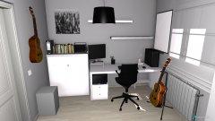 Raumgestaltung Oficina2 in der Kategorie Büro