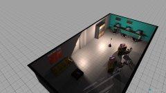 Raumgestaltung oficina in der Kategorie Büro