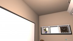Raumgestaltung Perfektes Informatikerbüro klein in der Kategorie Büro