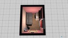 Raumgestaltung pokój2 in der Kategorie Büro