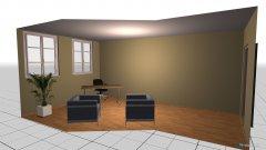 Raumgestaltung Praxis in der Kategorie Büro