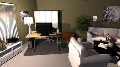 Raumgestaltung Privates Wohnhaus EG in der Kategorie Büro